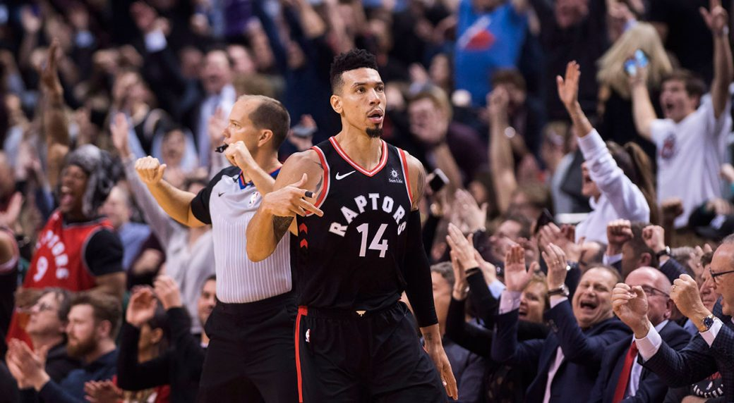 Raptors Danny Green Braves Snowstorm To Prepare For 3 Point Contest Sportsnet Ca