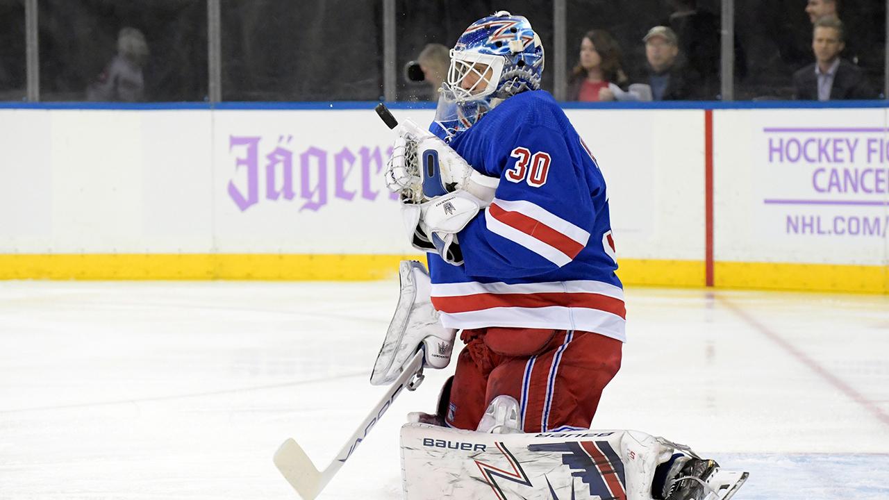 Henrik Lundqvist Makes 29 Saves As Rangers Beat Senators Sportsnet Ca