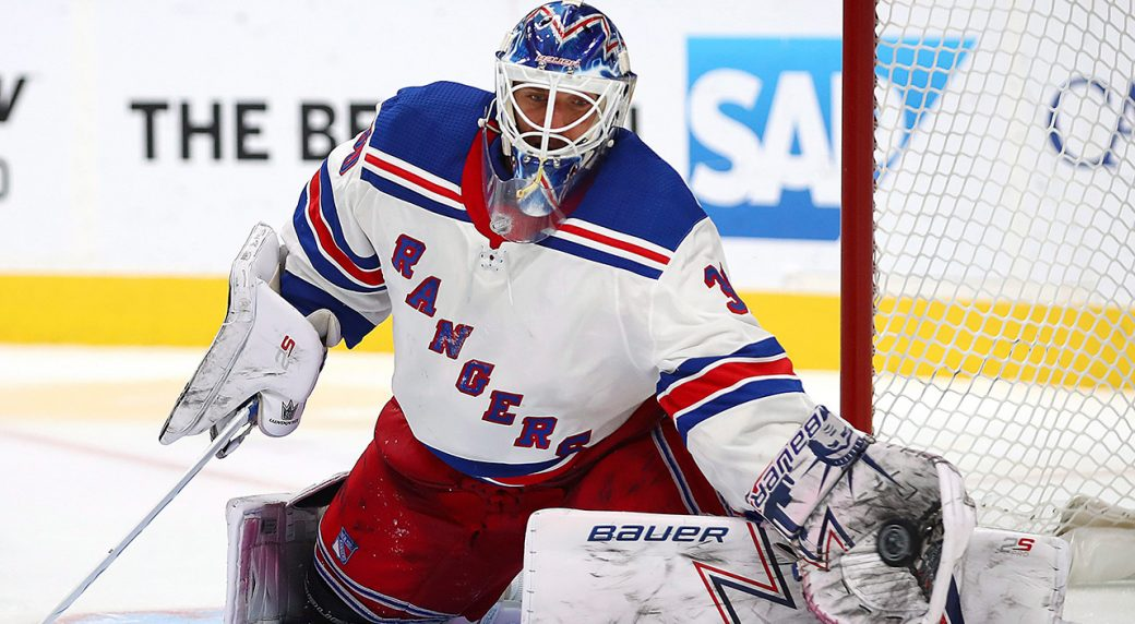 Rangers Henrik Lundqvist Surprises Cancer Survivor On Good Morning