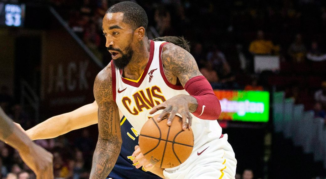 JR Smith posts Instagram message about growth after signing with Lakers