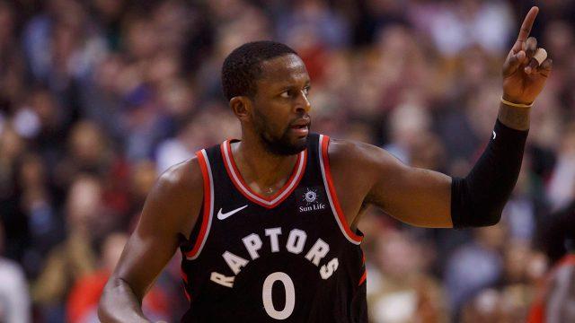 NBA-Raptors-Miles