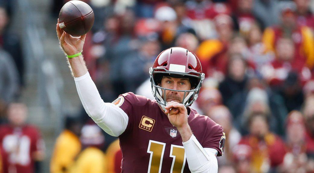 NFL-Redskins-Alex-Smith-throws-against-Texans