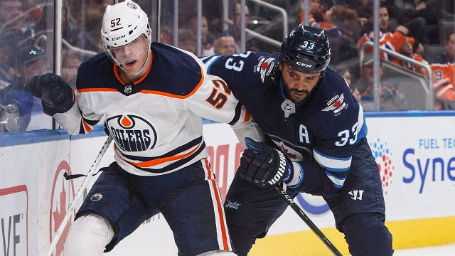 NHL-Patrick-Russell-Byfuglien-Oilers-Call-Up