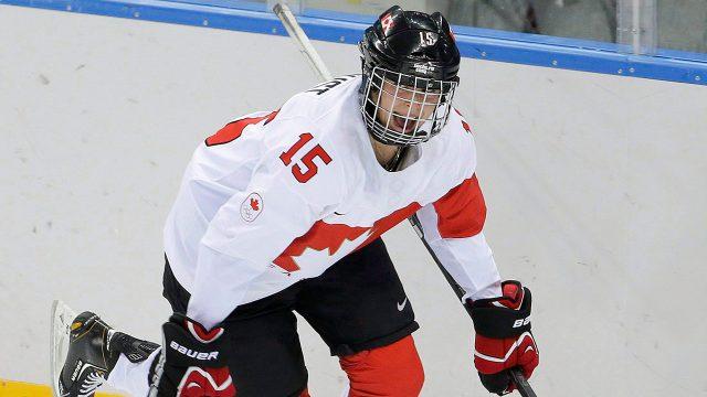 Olympics-Hockey-Canada-Daoust-skating