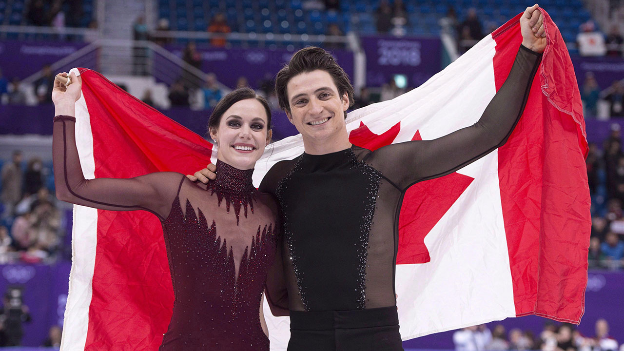 Canada's Tessa Virtue, Scott Moir to 'step away' from ice dance