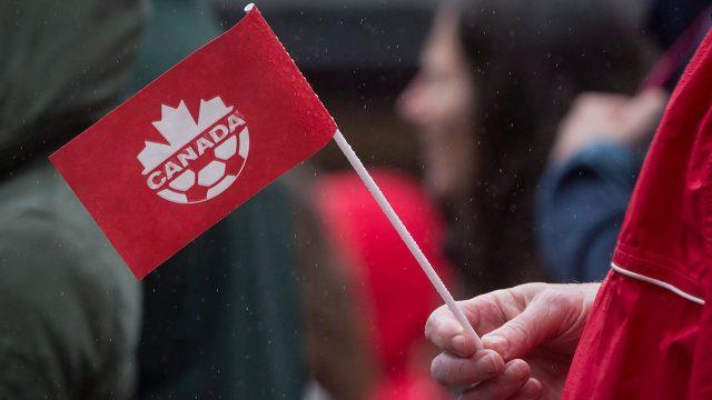 Soccer-Canada-Flag