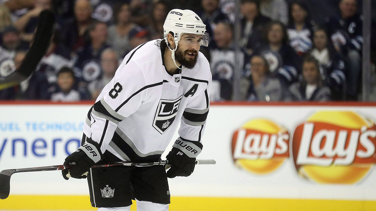 Doughty shares his opinion on a game without accountability