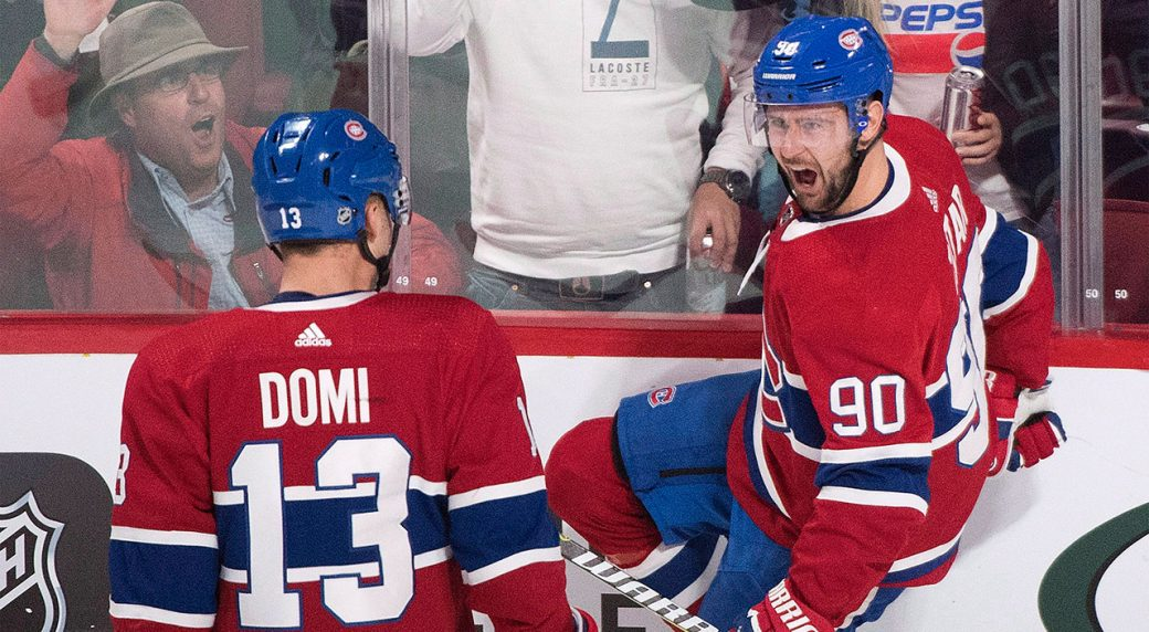 competitive price 5fe43 d6c9d Tomas Tatar adds speed, 'punch' to Montreal Canadiens ...