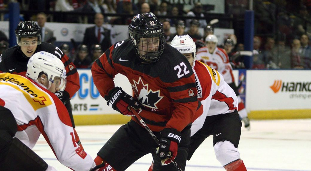 Canada Begins World Junior Preparations At Annual Summer Showcase
