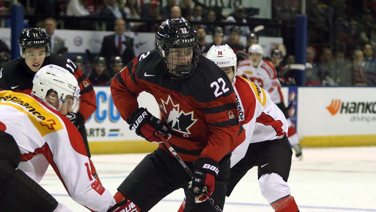 Canada Begins World Junior Preparations At Annual Summer Showcase
