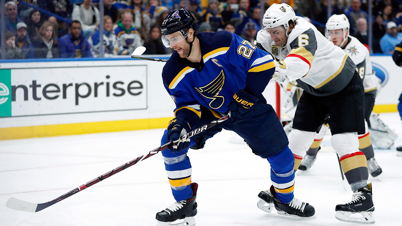 buy popular 3dae2 94769 5 teams that could make a trade for Blues captain Alex ...