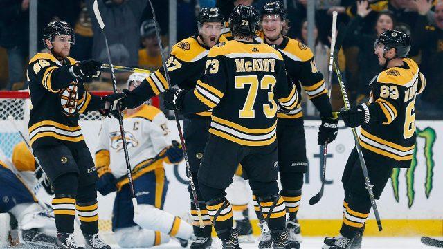 Bergeron_McAvoy_Bruins_Predators