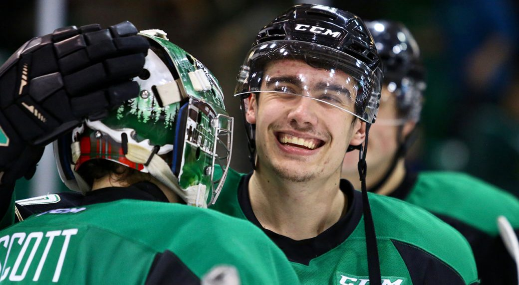 Raiders WHL championship puts hockey in Prince Albert back