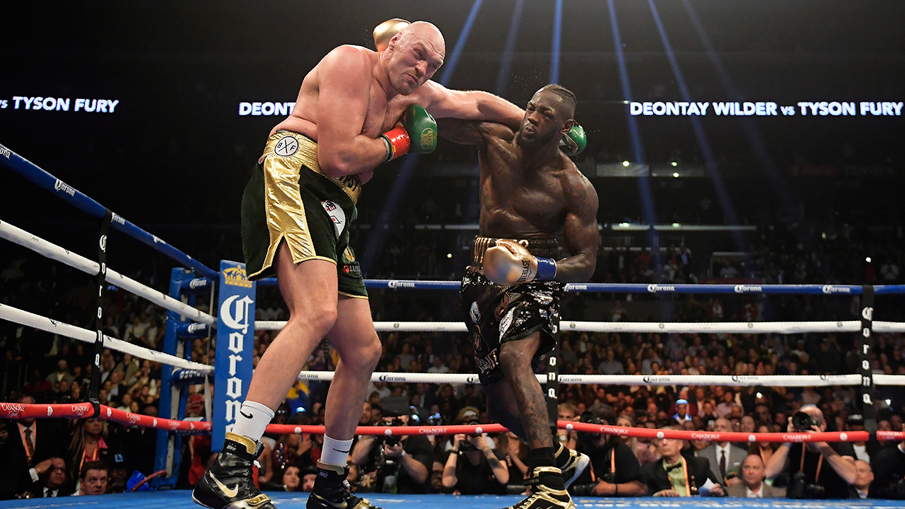 Report: Tyson Fury and Deontay Wilder Round 3 to take place in October