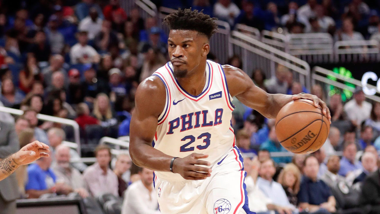 The Story Of How A Toronto Dreamer Became Jimmy Butler S Agent Sportsnet Ca