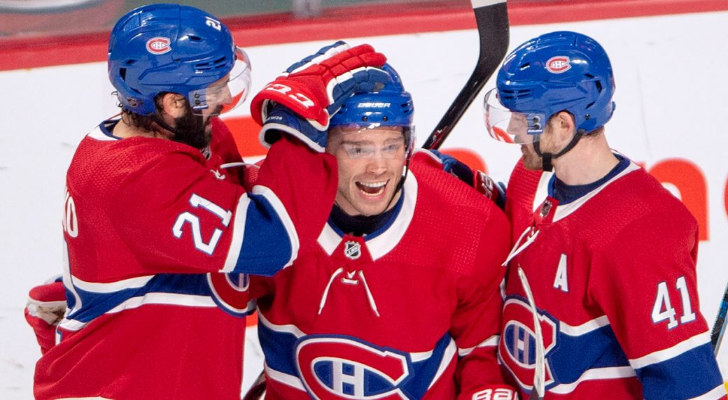 Montreal Canadiens First Half Report An Unexpected Playoff Push Sportsnet Ca