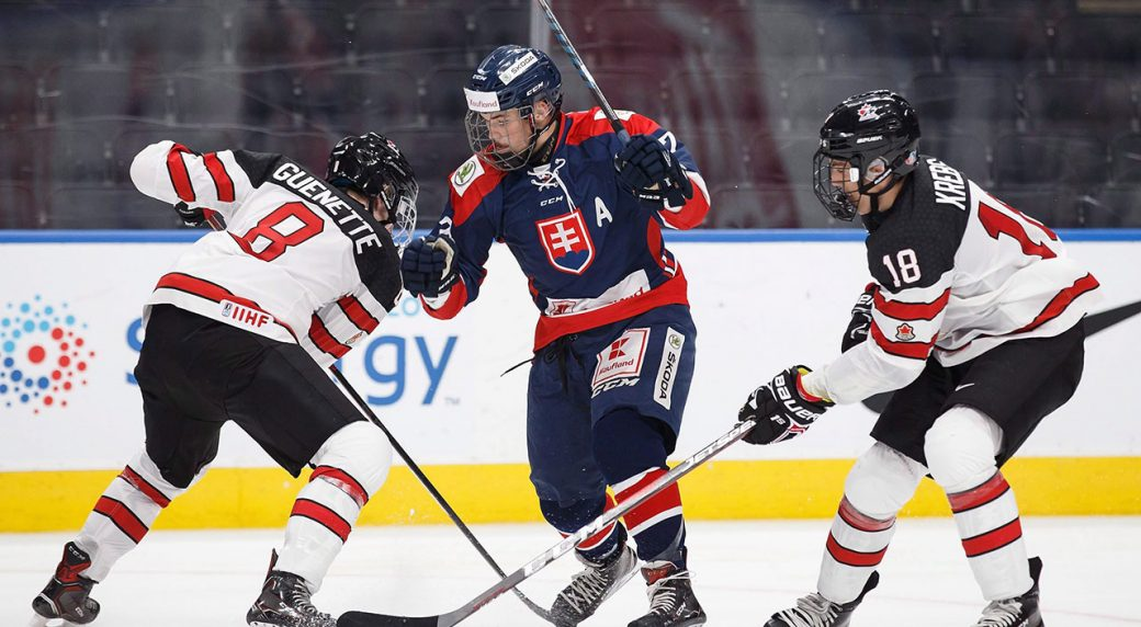 Canada Not The Only Country To Have Chlers At World Junior