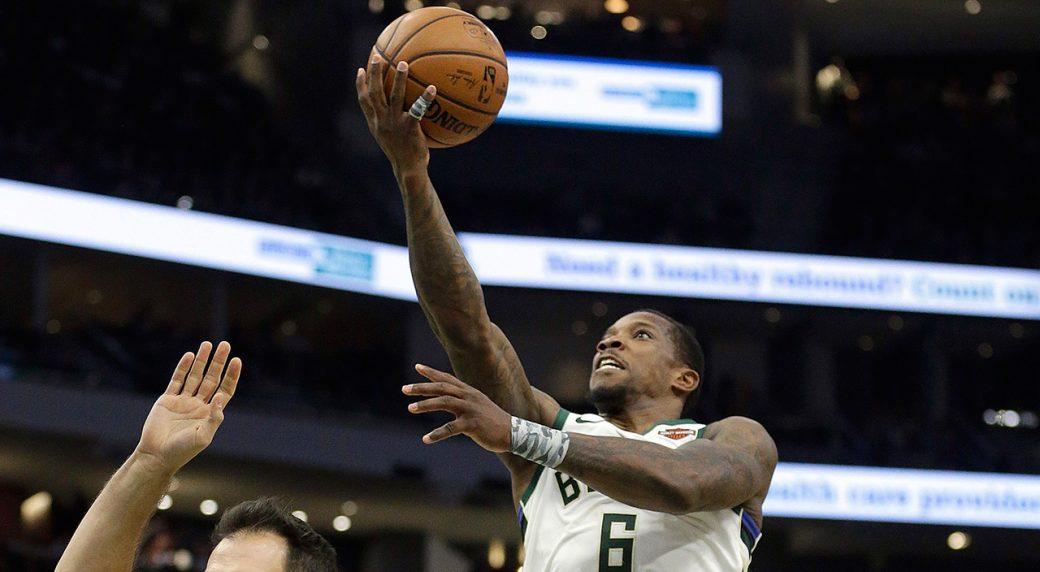 NBA-Bucks-Bledsoe-drives-against-Pistons