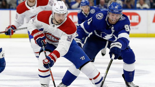 NHL-Canadiens-Tatar-skates-past-Lightning-Stamkos