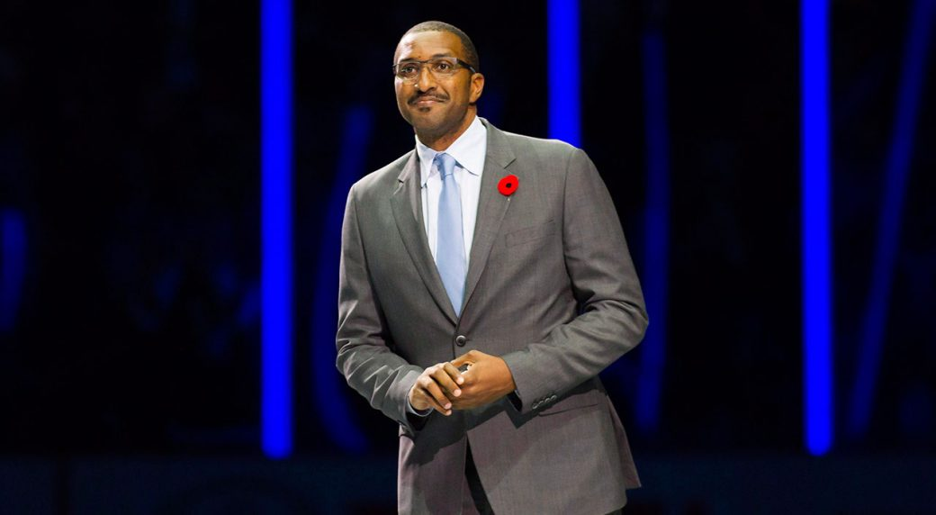 Shareef Abdur-Rahim named president of NBA G League - Sportsnet.ca
