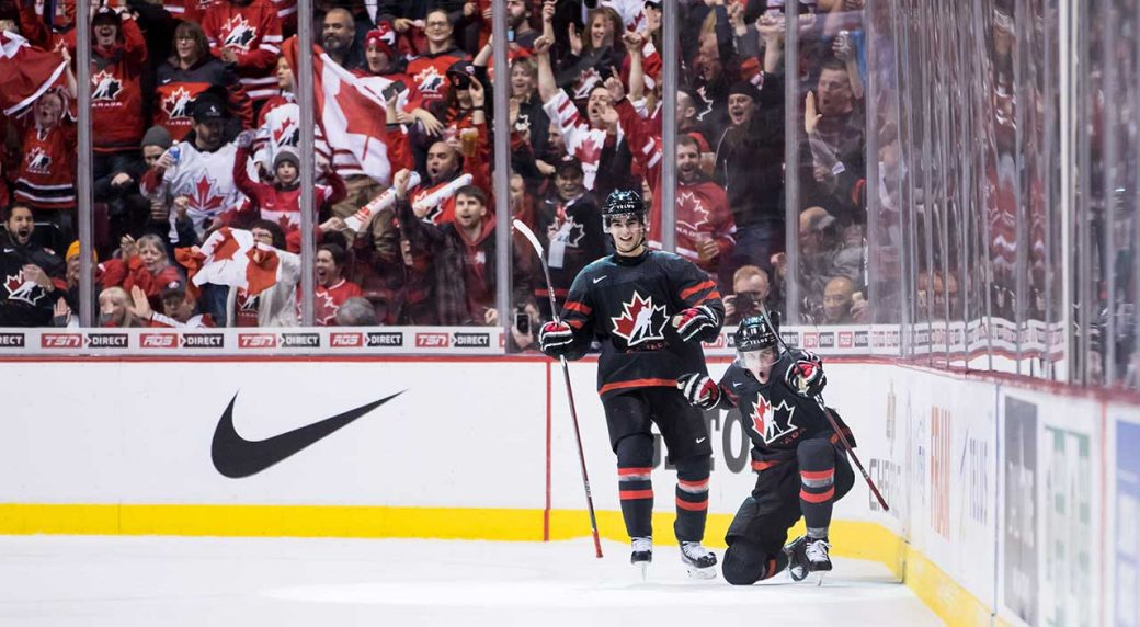 Canada Downs Czech Republic To Remain Undefeated At World Juniors