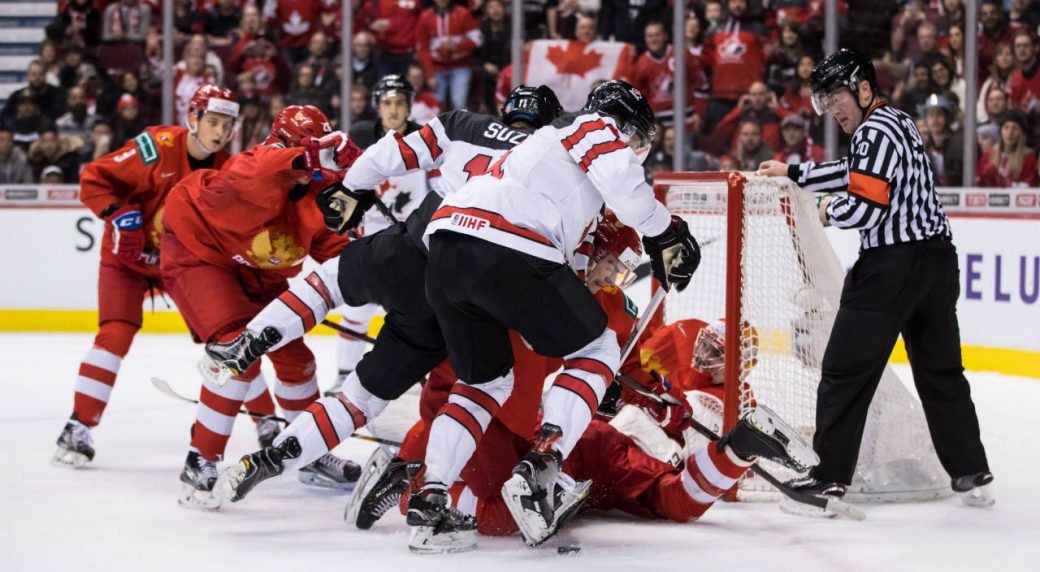 Pavel Shen Scores Winner As Russia Beats Canada At World Juniors