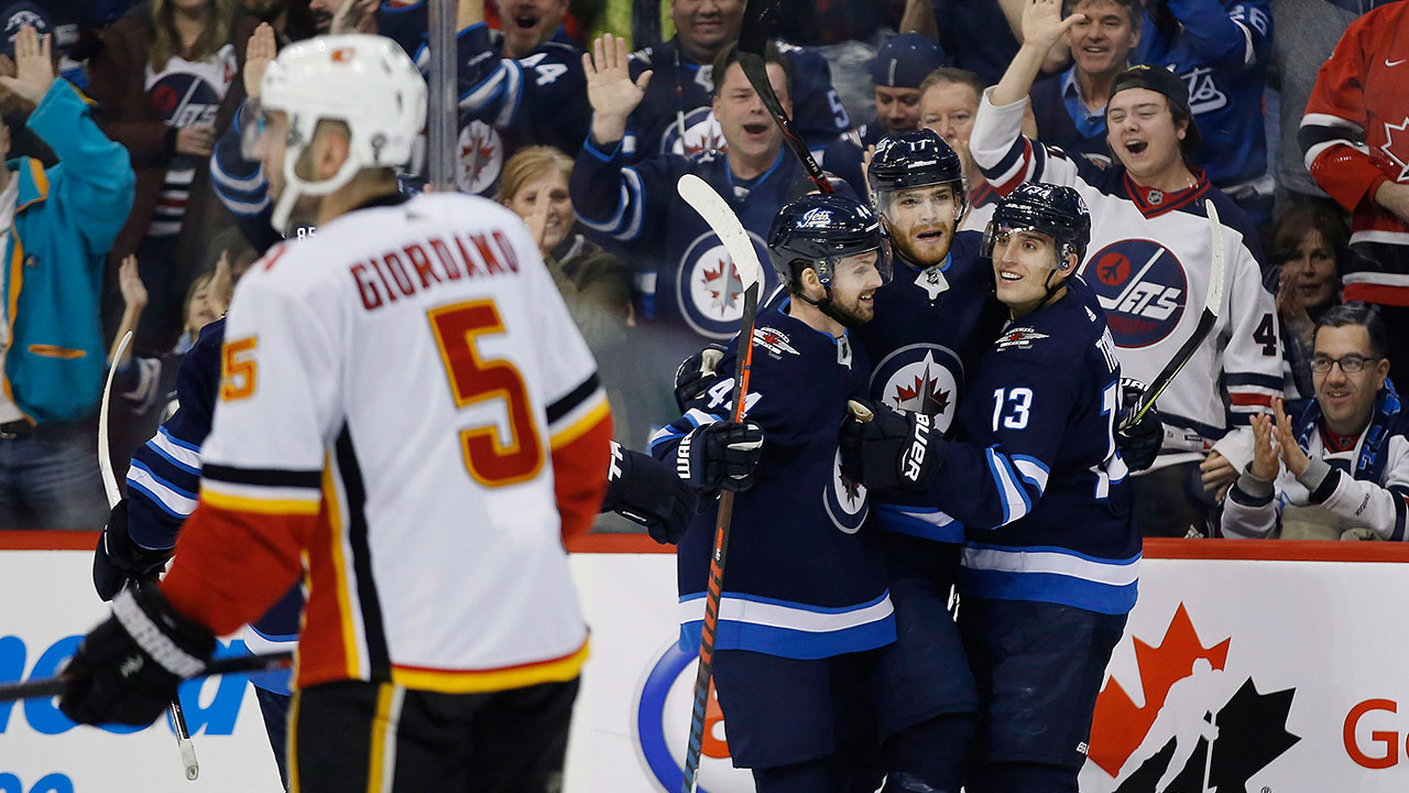 quality design 91e9f 45ef4 Calgary Flames, Winnipeg Jets to play outdoor game in Regina ...