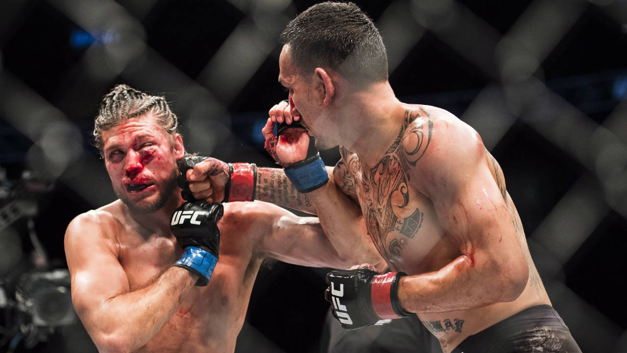 Max Holloway hammers Brian Ortega en route to TKO at UFC 231 - Sportsnet.ca