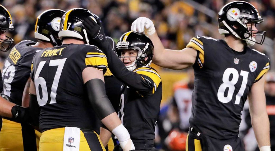 969e1beb Steelers edge Bengals but miss out on AFC North title - Sportsnet.ca