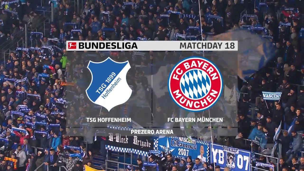 Hoffenheim 1, Bayern Munich 3 - Sportsnet ca