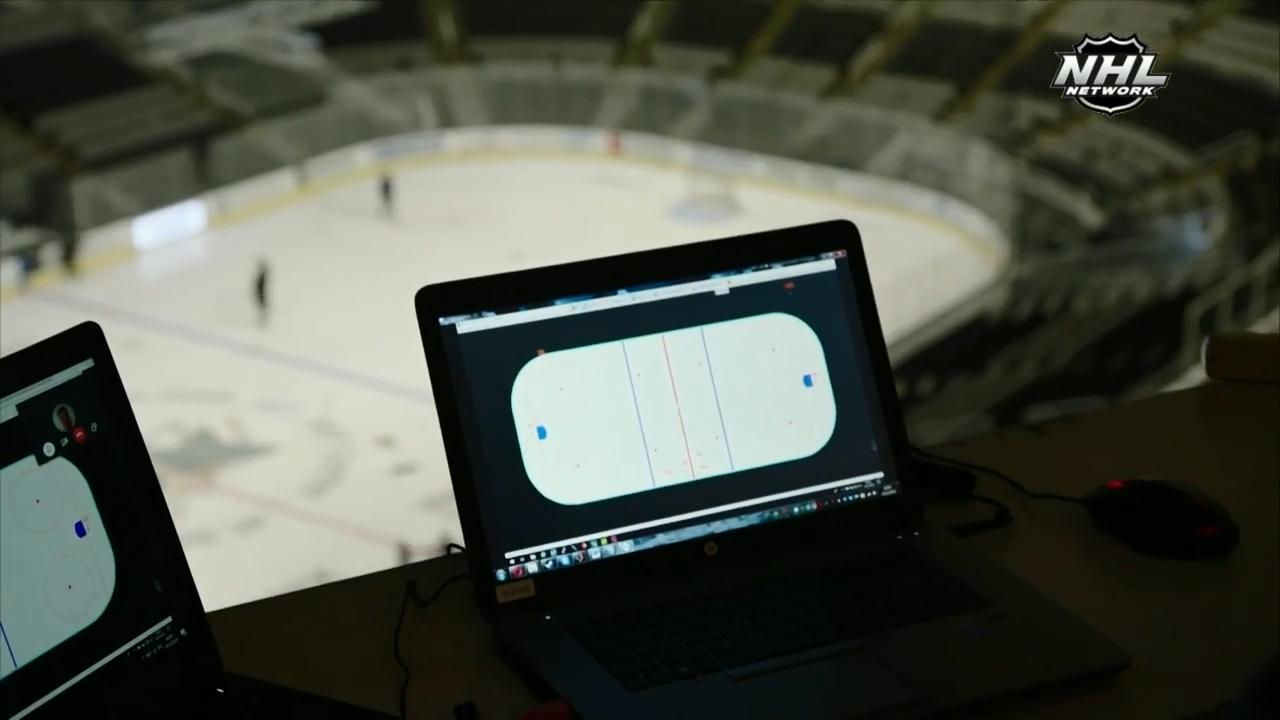 NHL puck and player tracking technology explained - Sportsnet ca