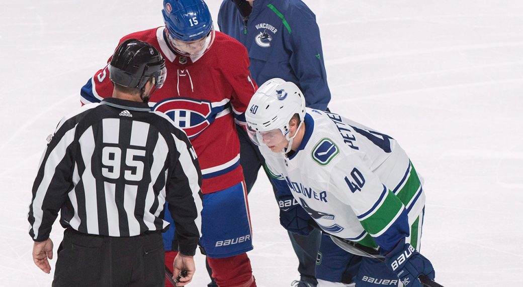 Takeaways Pettersson Incident Not A Dirty Play In Eyes Of Canucks