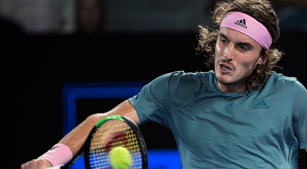 Tsitsipas Stuns Federer To Reach Australian Open Quarterfinals Sportsnet Ca