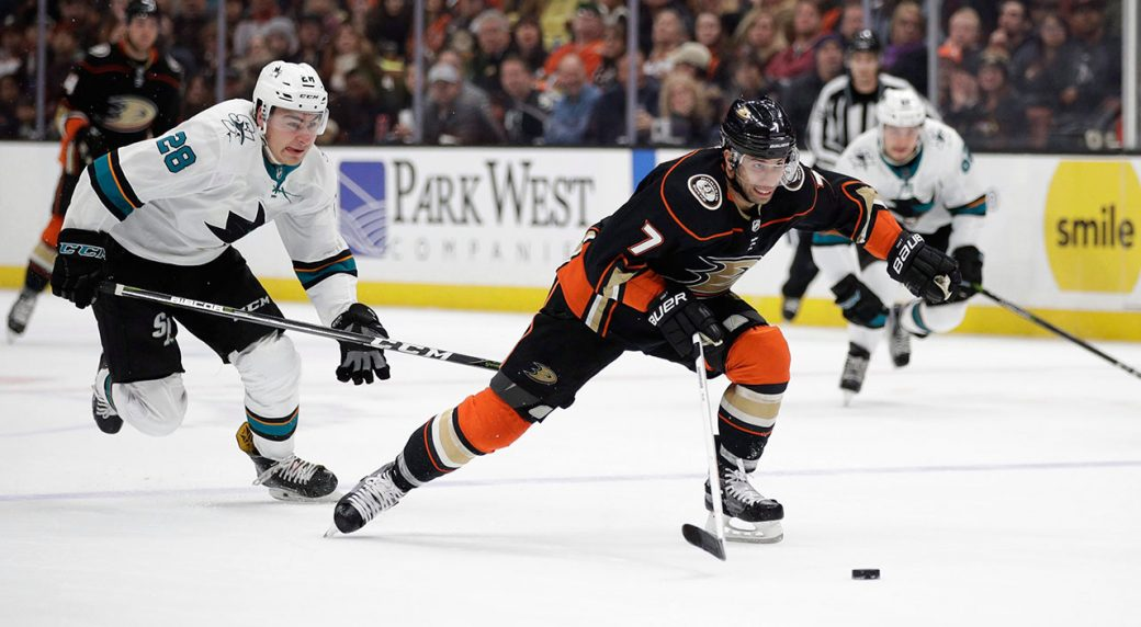 Ducks Trade Andrew Cogliano To Stars For Devin Shore Sportsnet Ca