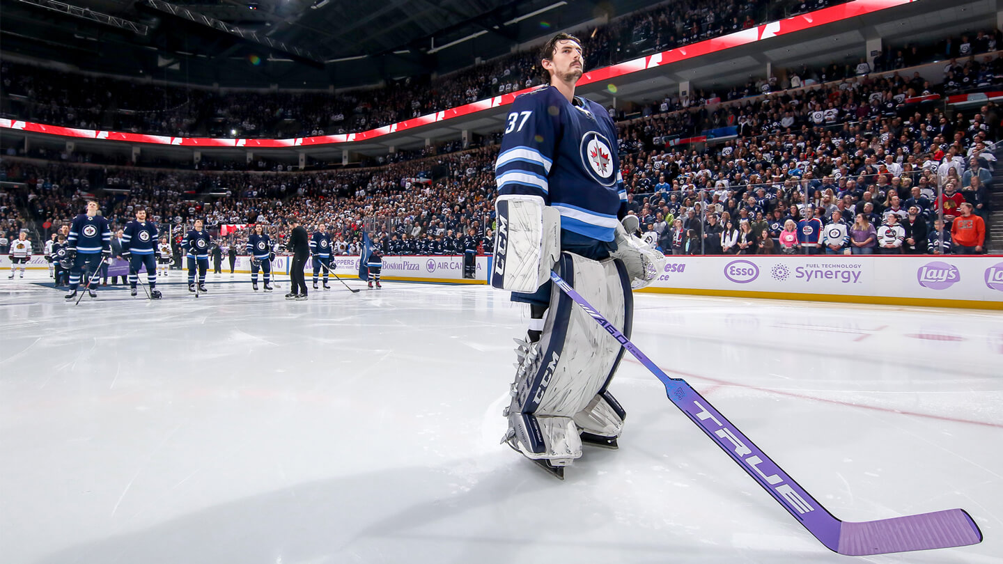 Image result for connor hellebuyck