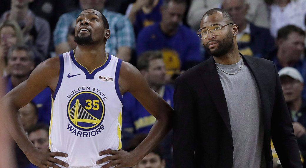 DeMarcus_Cousins_Kevin_Durant_Golden_State_Warriors
