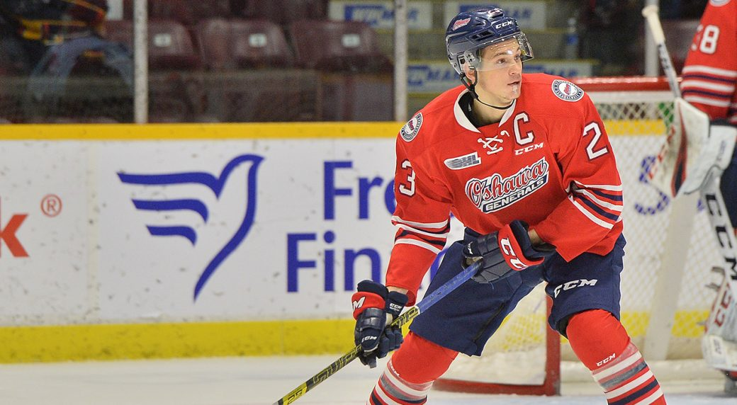 IceDogs acquire Team Canada forward Jack Studnicka from
