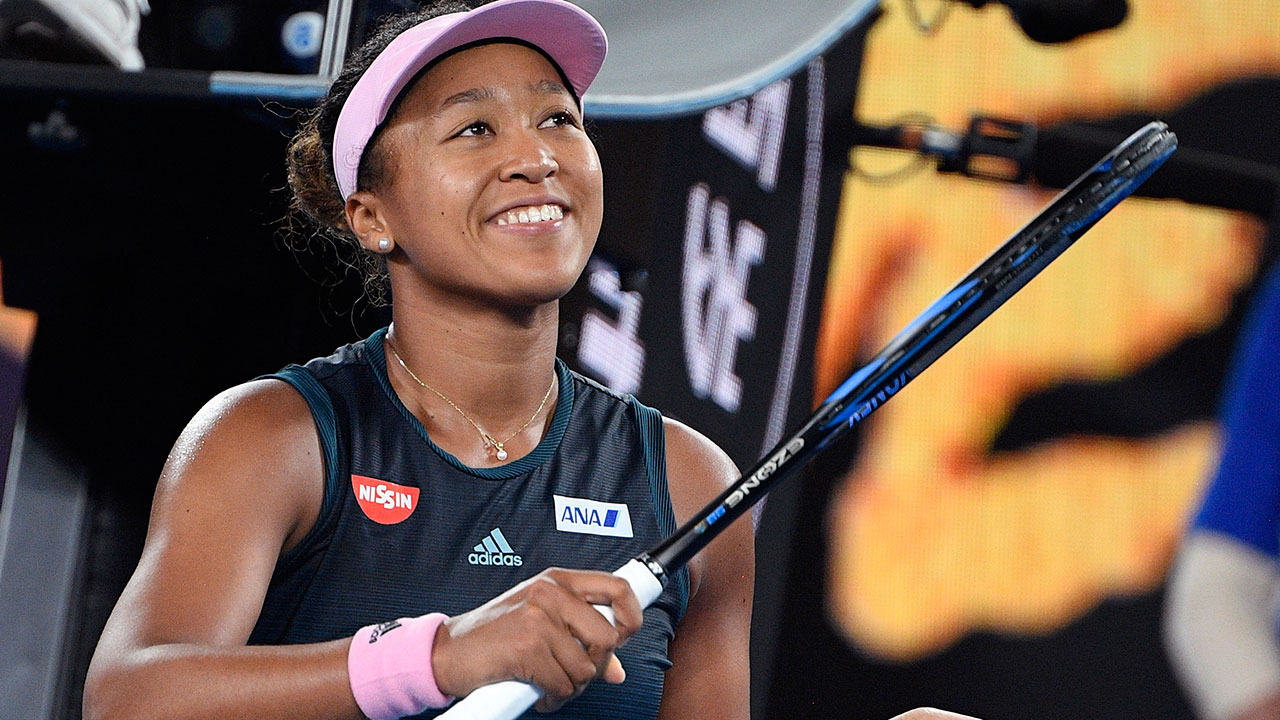 Japan_Naomi_Osaka_Celebrates_Australian_Open