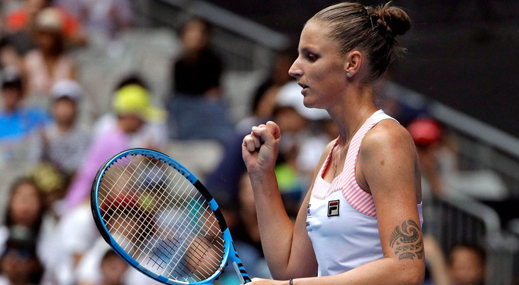 Mladenovic upsets Svitolina to reach Zhengzhou semis — WTA roundup