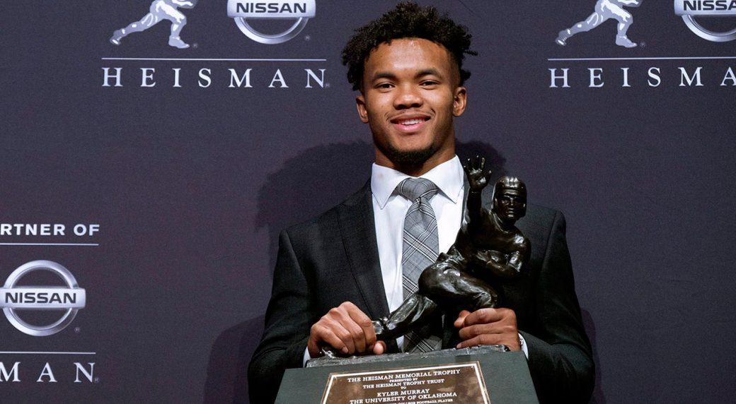 Heisman Trophy winner Kyler Murray declares for NFL Draft