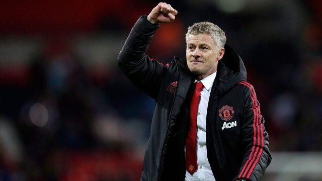 Manchester-United-Solskjaer-celebrates-win