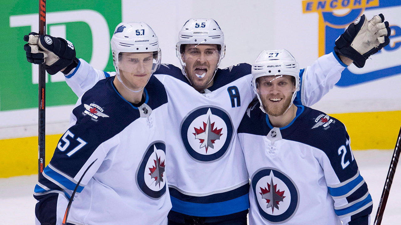 buy popular 12830 b8f4e Winnipeg Jets first half report: Jets among favourites to ...
