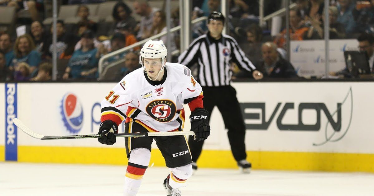 What Flames' prospect should get a shot with the team?