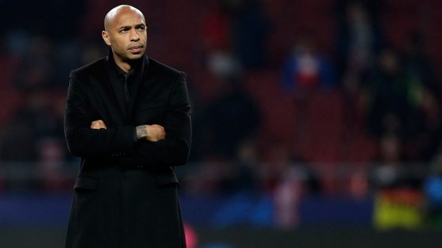 Soccer-Thierry-Henry-stands-on-field