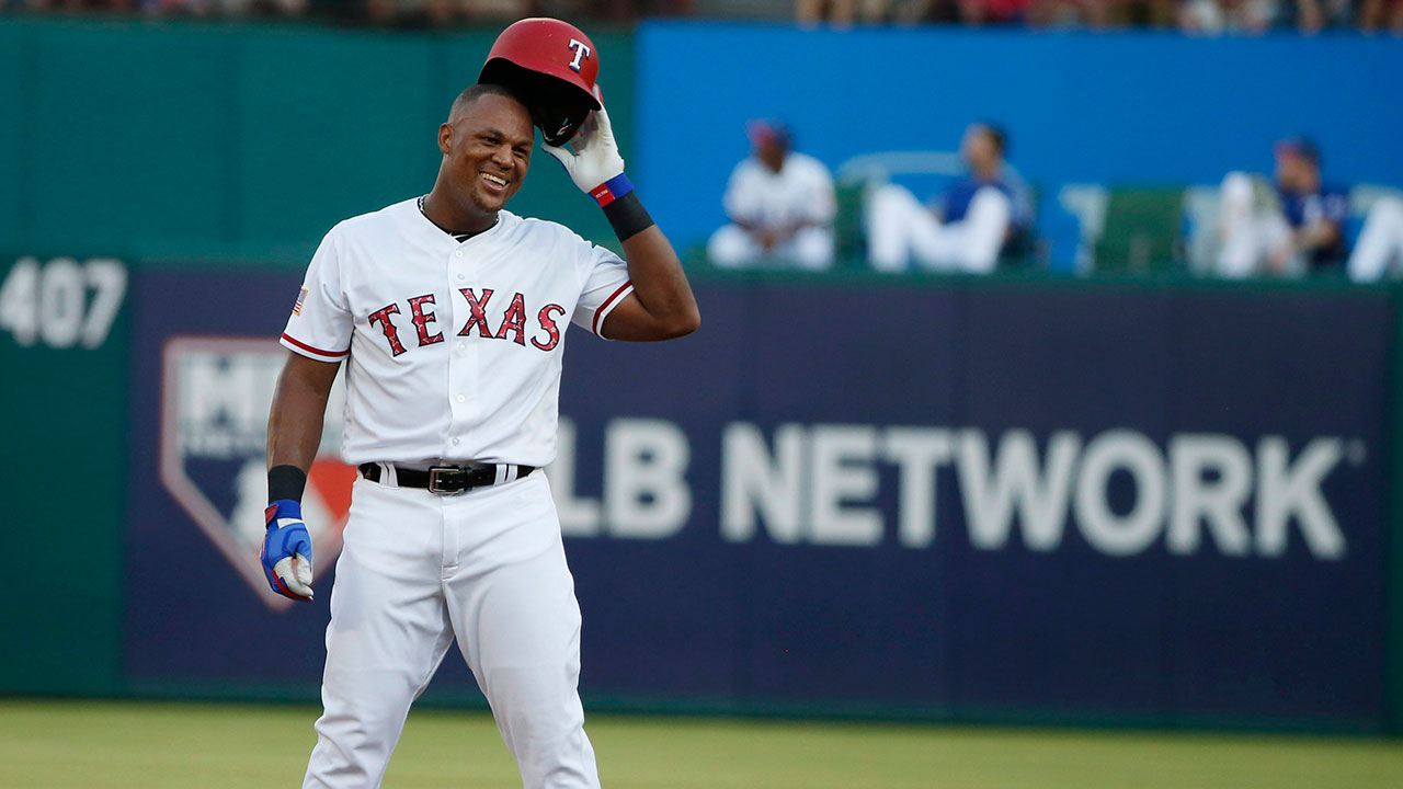 Adrian Beltre's No. 29 jersey being retired by Texas Rangers ...