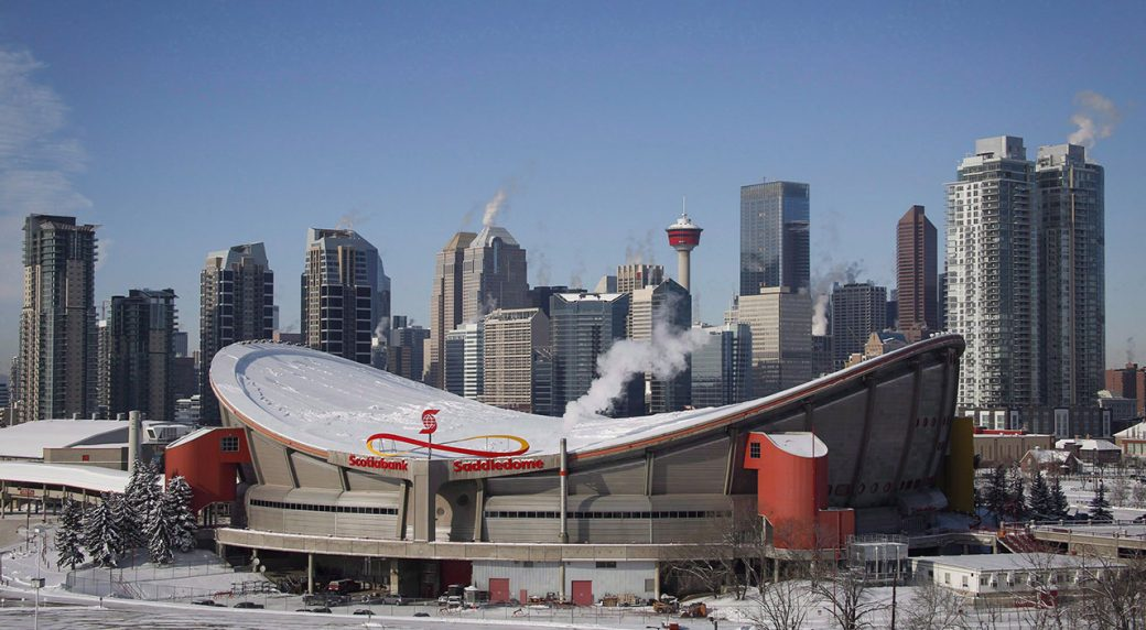 Calgary Flames reach tentative deal with city for new arena