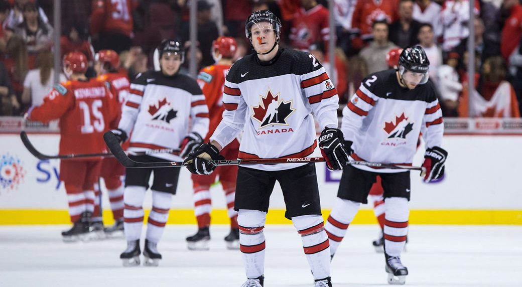 Canada Confident Ahead Of Rematch With Finland At World Juniors