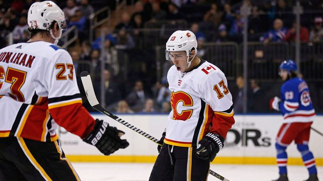 johnny-gaudreau-celebrates-after-scoring-against-the-rangers