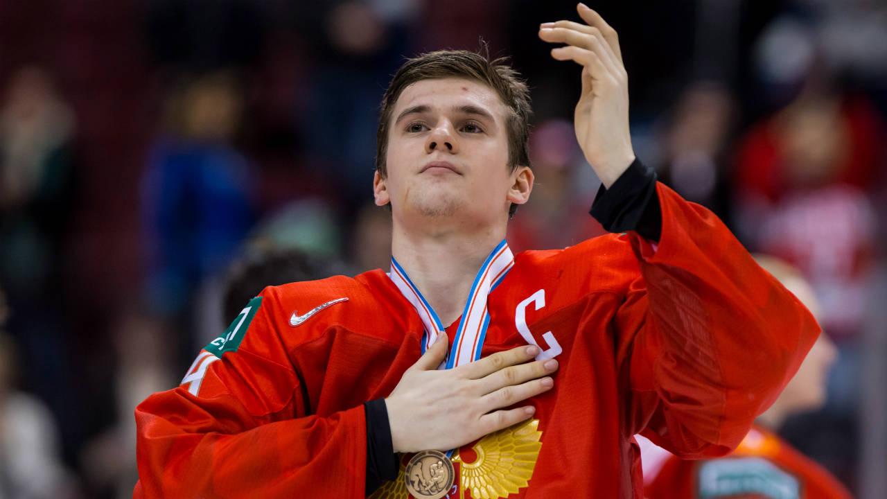 Russia Beats Switzerland To Win Bronze At World Juniors Sportsnet Ca