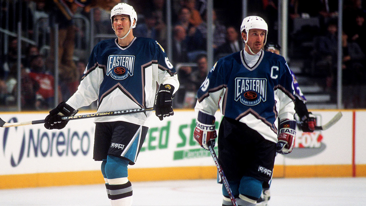 newest e79c4 42028 Doug MacLean on coaching the greatest NHL All-Star team ever ...